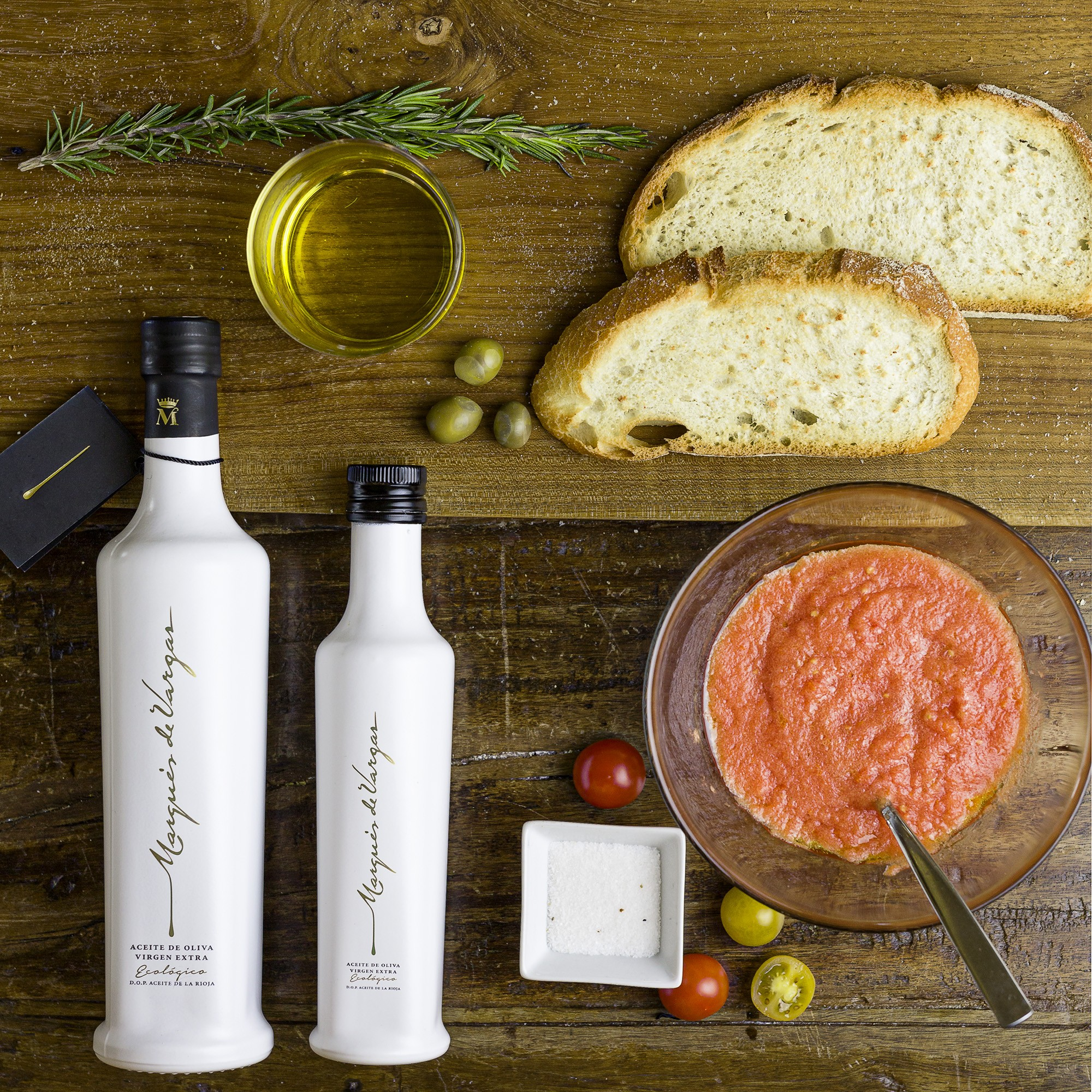 Marqués de Vargas launches its Extra Virgin Olive Oil Ecological