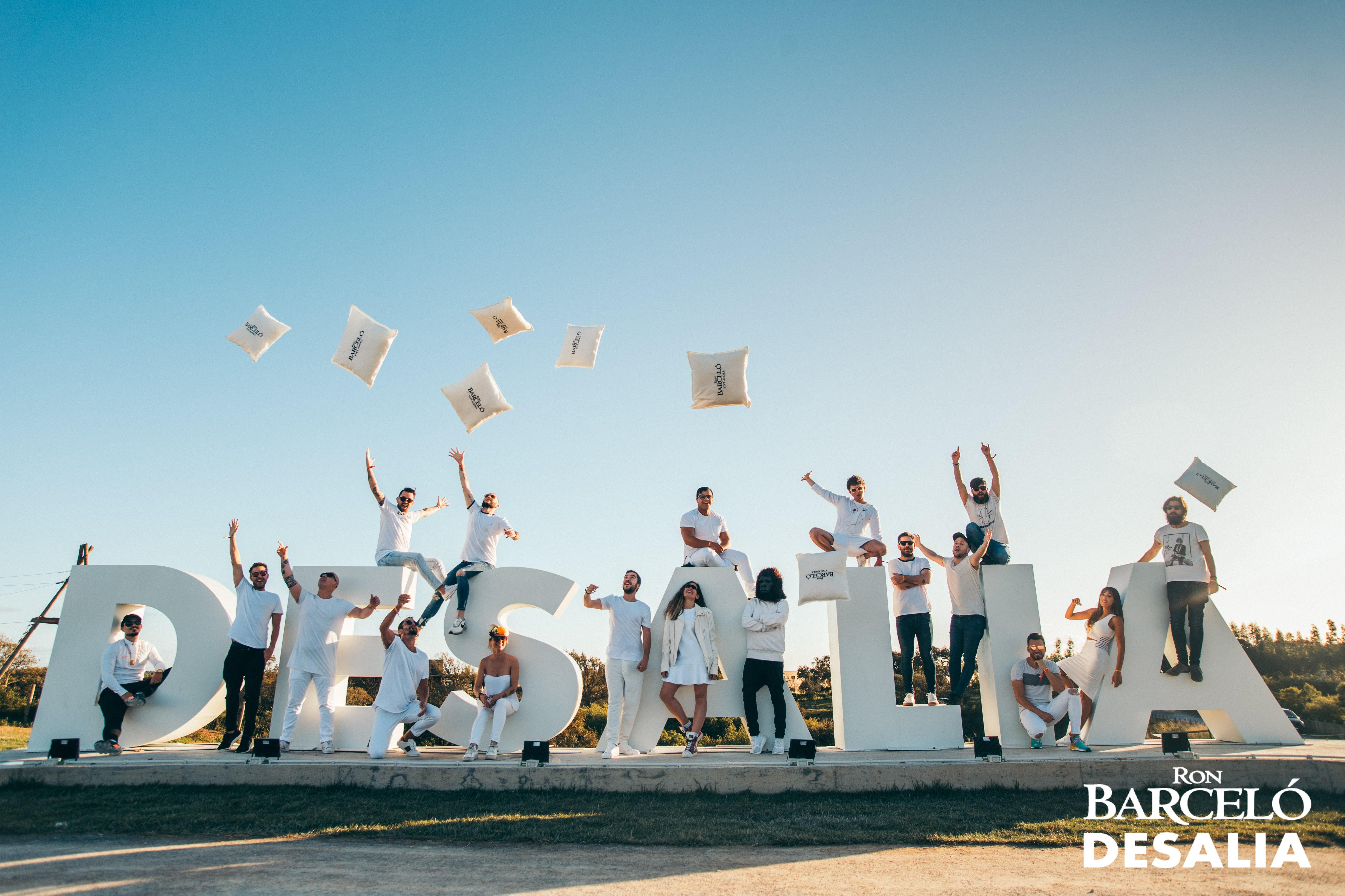 Ron Barceló Desalia finaliza su XI edición, celebrada en la costa portuguesa, consolidándose como el evento millenial de referencia
