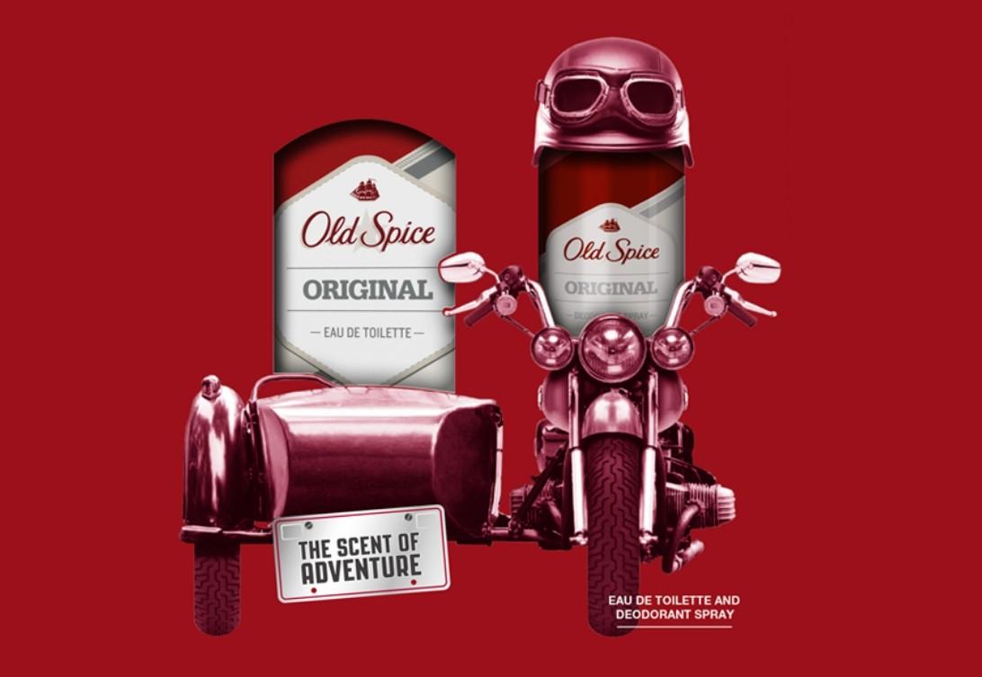Evolución de Ventas Old Spice