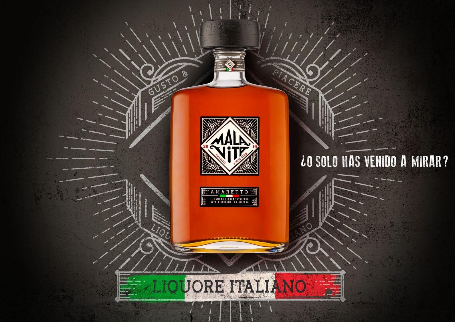 Malavita: el licor más underground de Italia llega a nuestro país