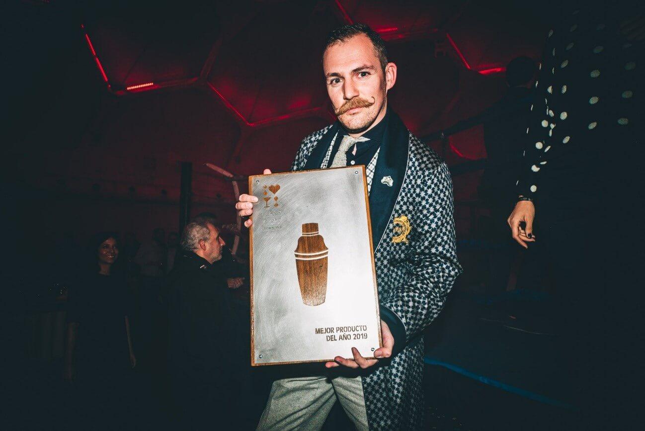 Hendrick's Gin ganador de dos premios Fibar 2019