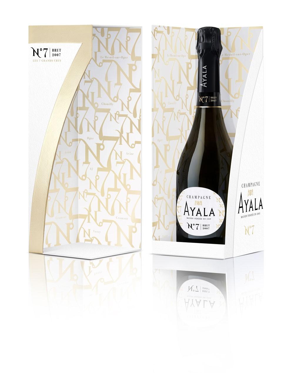 Ayala presenta 'Nº7', una edición limitada que subraya el concepto boutique y artesanal de la Maison