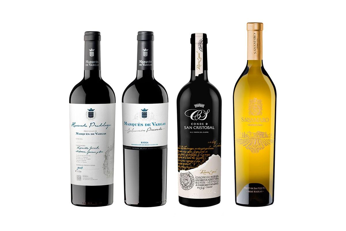 Bodegas y Viñedos del Marqués de Vargas invitan a celebrar la Navidad con vinos de añadas excepcionales