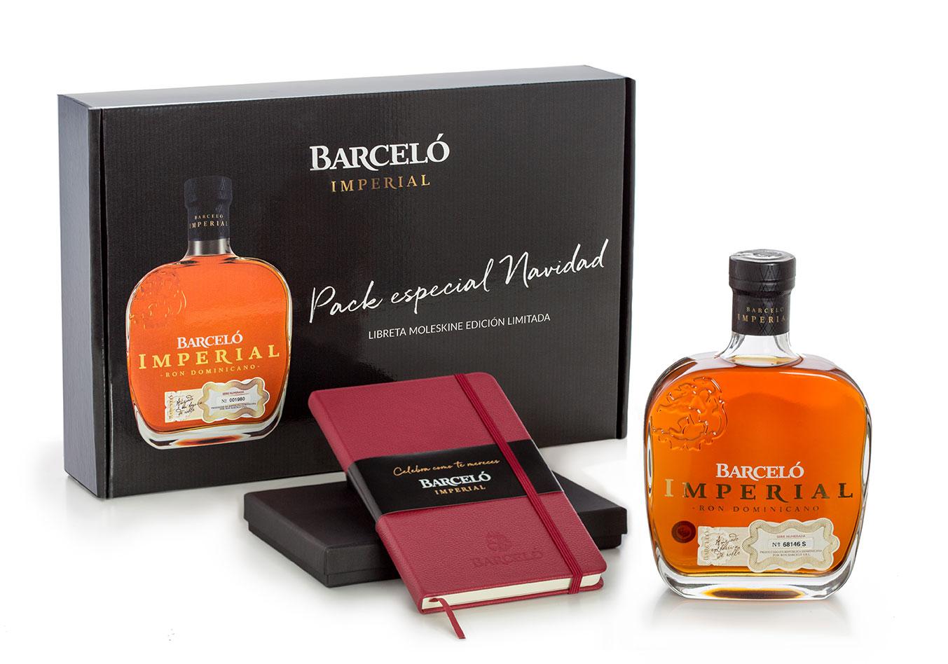 Barceló Imperial y Moleskine crean el regalo perfecto para empezar 2021 con buena letra