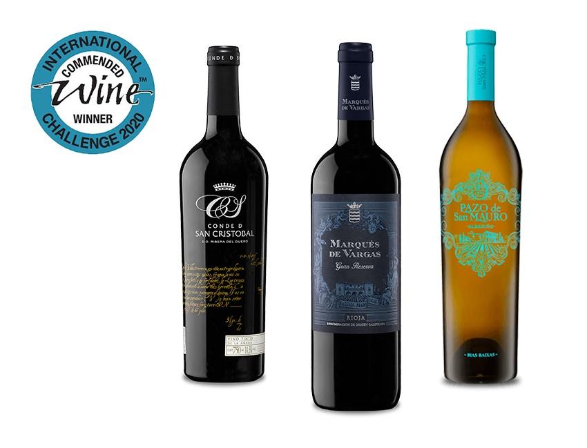 International Wine Challenge reconoce la excelenciade los vinos de Bodegas y Viñedos del Marqués de Vargas